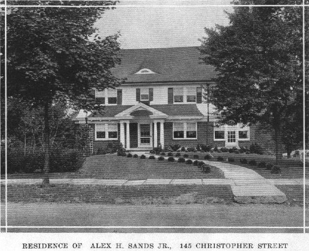 145 Christopher Street Montclair New Jersey - Historic Homes Pres. by Stanton Realtors