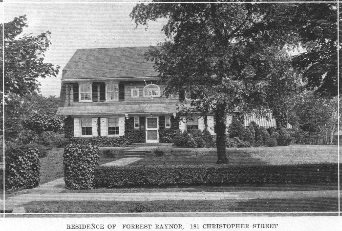 181 Christopher Street Montclair New Jersey - Historic Homes Pres. by Stanton Realtors
